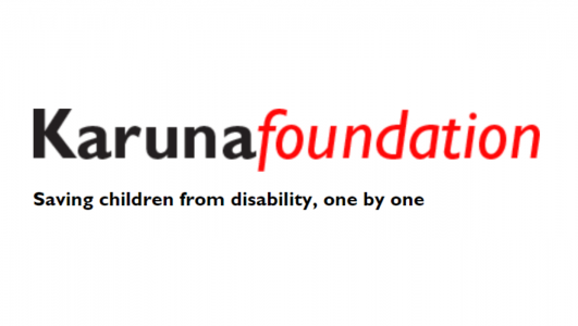 Logo of Karuna foundation