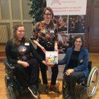 Lieke Scheewe, Caroline Slobbe en Catalina Devandas