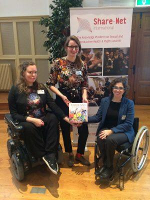 Lieke Scheewe, Caroline Slobbe and Catalina Devandas