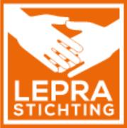 Logo van Nederland Lepra Relief